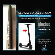 Segway ES2 ES4 Battery Cabin Neck Pole OEM Original Authentic - USA Shipped.