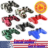 US SHIP Wireless Bluetooth Game Controllers For Sony PS3 Playstation 3 di