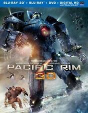 Pacific Rim 3d 0883929328666 With Charlie Hunnam Blu-ray 3d Region a