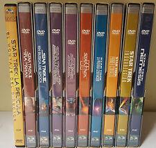 PELICULA DVD PACK SAGA STAR TREK 1 a 10 EDICIONES ESPECIALES 2 DISCOS