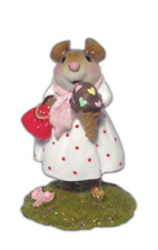 Wee Forest Folk M-578 My Treat - Valentine - Candy Hearts