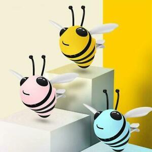 Little Bee Air Freshener Smell in the Car Air Vent Parfum Flavoring Perfume E2Q6