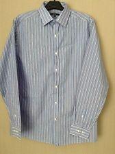 George Single Cuff Striped Regular Formal Shirts for Men