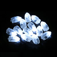 Economic 10x/lot LED Light White Balloon Lamp For Paper Lantern Party Decor FO