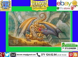 TAPPETINO PLAY MAT PLAYMAT Dragon Shield Gygex Drago Oro Limited Edition 🤩🤩