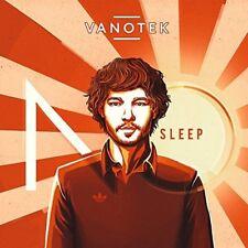 VANOTEK  NO SLEEP CD INNA OZONE DAN BALAN dance pop new!!!!