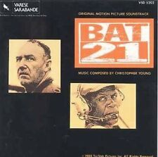 Bat-21 by Christopher Young (CD, Oct-1988 Varese) SEALED Hard To Find New