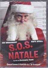 Dvd S.O.S NATALE con Jim Broadbent nuovo 2014