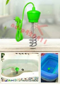 220V Suspension Swimming Pool water Heaters Electric for Inflatable pool Bathtub