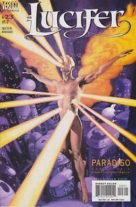 Lucifer #23. Apr 2002. Vertigo/DC. VF/NM.