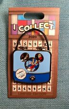"""Disney Treats """"I Collect."""" Timothy Mouse Bag Pin Limited Edition 2000 Sold Out"""