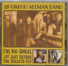 The Gregg Allman BAND-I 'm No Angel & just before the ovunque volavano pallottole Fly, 2cd