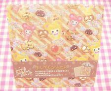 Lemon / Lovely Doll Dreamy Square Letter Memo Pad / Japan Stationery
