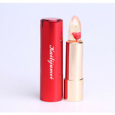 Kailijumei Jelly Lip Stick Flower Color Temperature Change Lipstick Lip Care ZQ