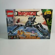 LEGO NINJAGO Water Strider - 494 Pieces -70611! New In Box! FREE SHIPPING!