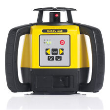 Leica Rugby 640 Laser Level (Supplied with Aust Tax Invoice)