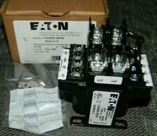 NEW EATON C0050E1BFB TRANSFORMER 50Va 50/60Hz 120 X 240V primary 24V secondary