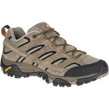 dd3be32deaccaa Merrell Mens Moab 2 Vent Breathable Mesh Lined Walking Hiking Shoes UK 10  Pecan