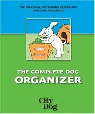 The Complete Dog Organizer