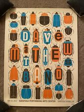 Dmb Dave Matthews Band Poster Spac 2013- 5/26/13 Poster Scratch And Dent Sale