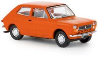 BREKINA 22506 - Fiat 127 colore Arancio scala H0 1/87