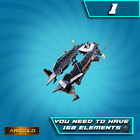 Ark Survival Tek Skiff PS4-PS5 PVE NEW