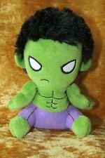 "Funko Mopeez ~ THE HULK ~ 4"" Mini Marvel Soft Plush Toy"