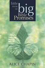 The Little Book of Big Bible Promises by Chapin, Alice