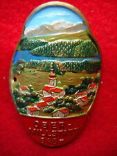 Obermillstatt used shield mount stocknagel medallion G4930a