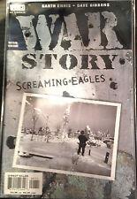 War Stories Screaming Eagles #1 NM- 1st Print Vertigo Comics
