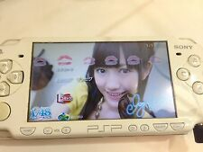 SONY Playstation Portable PSP Console PSP-2000 White Japan Import
