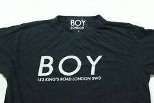 S BOY LONDON KINGS ROAD Spellout COUNTRY STRENGTH LIE IN YOUTH Rhianna T-Shirt