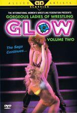 G.L.O.W. (GLOW - Gorgeous Ladies of Wrestling) - Vol. 2 - DVD  - New