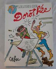 bd camu le nez de dorothée  editions abedition 1986