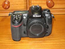Nikon D D300 12.3MP Digital SLR Camera - Low shutter count.  (A)