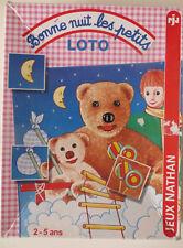 Loto Bonne nuit les petits, Nathan - Cavahel Vintage