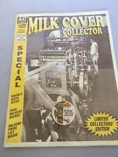 1994 Milk Cover Collector Limited Edition AC Comics Issue 7 Vol 1 Milkcap Oahu