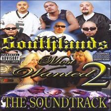 New: Mister D & The Southland Gangste: Southland's Most Wanted 2  Audio CD