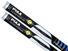 "Piaa Aero Vogue Windshield Wiper w/ Silicone Blades (20""/20"" Set) Made in Japan"