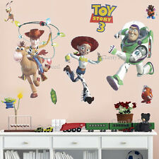 Huge TOY STORY Woody Buzz Jessie Wall Stickers Children Kids Bedroom Decor  Decal Part 83