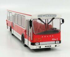PR100 BERLIET JELCZ 1973 BUS POLAND FRANCE 1/43 IXO (NEUF sous Blister scellé).