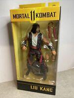 """McFarlane Toys - Mortal Kombat 11 - Liu Kang Action Figure 7"""""""