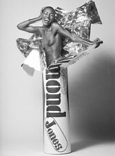 GRACE JONES 80's Eighties Art Photo Poster |24 x 36 inch| A