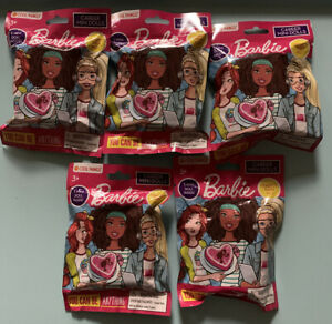 Lot 5 BARBIE CAREER Mini Dolls Figurines You Can Be Anything Blind Bags New Seal