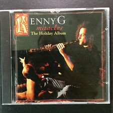 Kenny G - Miracles - The Holiday Album - Kenny G CD