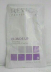 REVLON BLONDE UP 8 LEVELS Professional Dust Free Powder Bleach ~ 1.76 oz!!