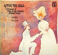 H-71304 JOAN MORRIS/WILLIAM BOLCOM after the ball uk nonesuch LP PS EX/EX