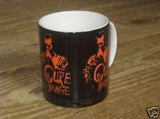 The Cure Orange Advertsing MUG