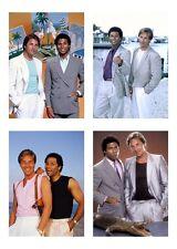 4 Miami Vice Show / Don Johnson 5 x 7 / 5x7 GLOSSY * 4 Photo Picture LOT