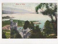 Kyles Of Bute 1905 Postcard 438a